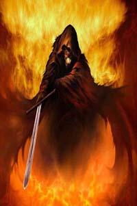 نقاب شیطان